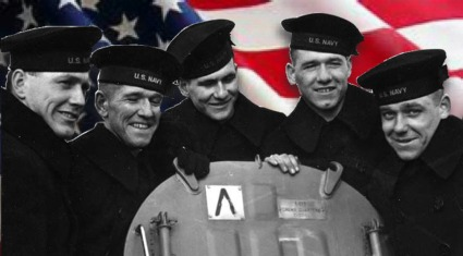 The Five Sullivan Brothers